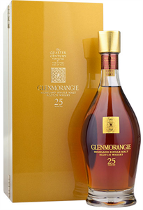 Glenmorangie Scotch Single Malt 25 Year...
